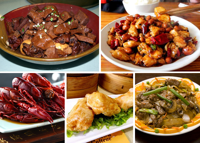 5 Popular Cuisines of China