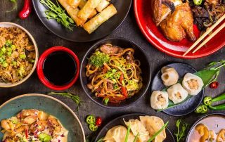Ideal Chinese New Year Menu