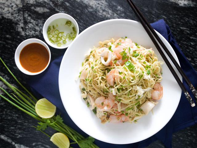 Health Benefits of Rice Noodles - Chinese restaurant in Kolkata