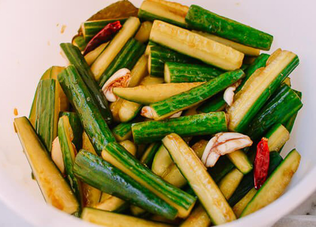 A List of Popular Chinese Pickles-chowman
