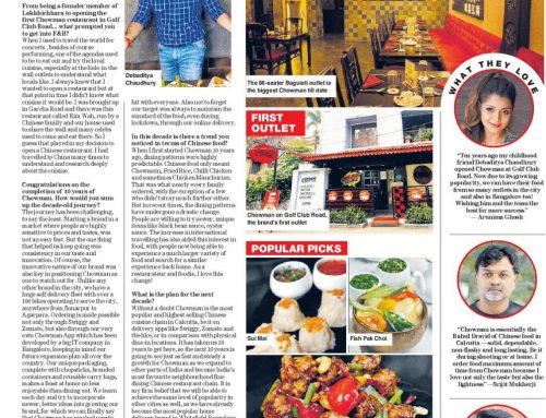 Chowman's 10 Year Anniversay Celebration covered by T2