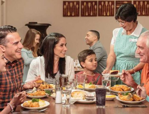 Popularity of Family Dining