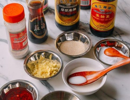 Sauces: The Traditional Essential of Asian Cooking